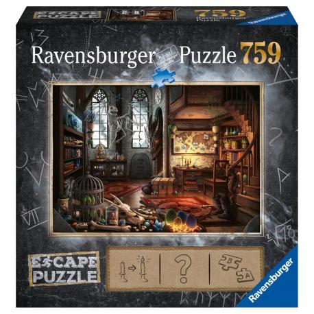 Puzzle Escape 5 - Im Drachenlabor