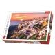 Sonnenuntergang über Santorini