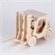 Gabelstapler - 3D Holzpuzzle
