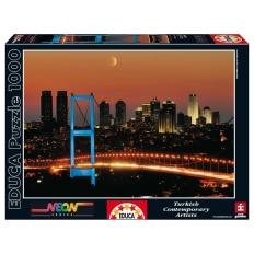 Bosporus-Brücke - Neon