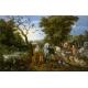 The Entry of the Animals into Noah's Ark - Pieter Bruegel