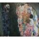 Death and Life - Gustav Klimt