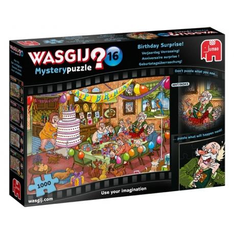 Geburtstagsüberraschung - Wasgij Mystery 16