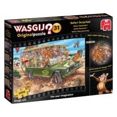 Safari Überraschung - Wasgij Original 31