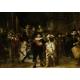 Die Nachtwache 1642 - Rembrandt