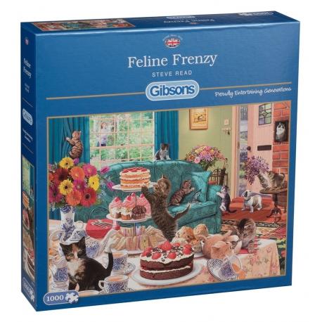 Feline Frenzy