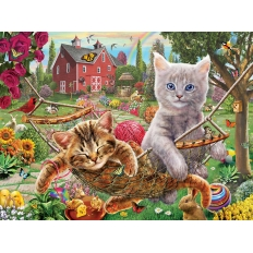 Cats on the Farm