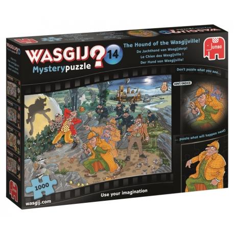 Der Hund von Wasgijville! - Wasgij Mystery 14