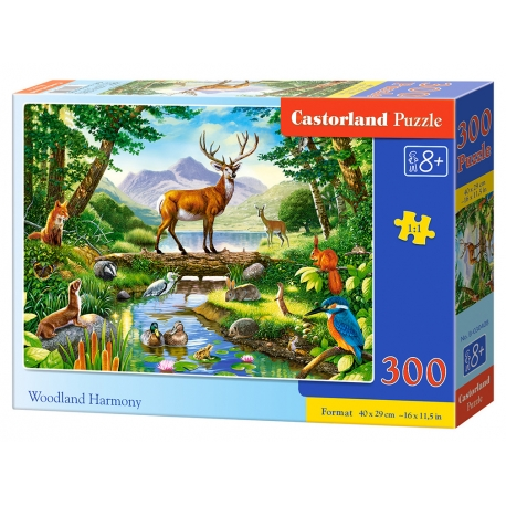 Woodland Harmony