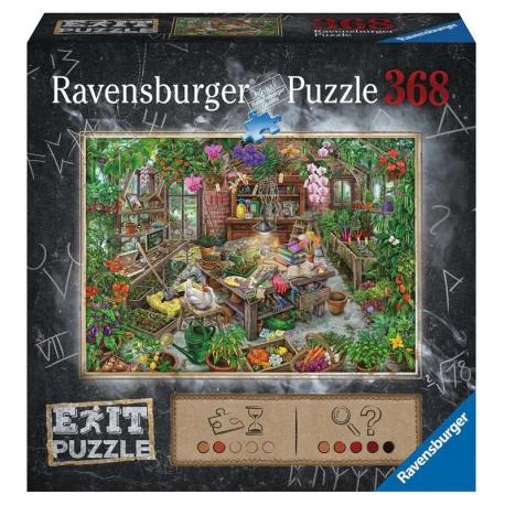 Puzzle Escape - Im Gewächshaus