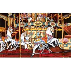 Carousel at the Fair