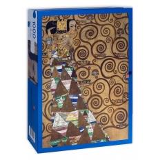 Das Warten - Gustav Klimt