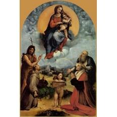 Madonna von Foligno - Raffaello