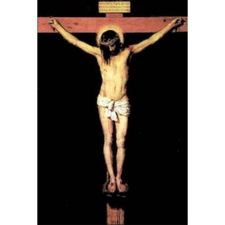 Christus am Kreuz - Diego Rodríguez de Silva y Velázquez