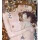 Die drei Lebensalter einer Frau - Gustav Klimt