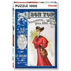 Bon Ton Magazine Cover 1903