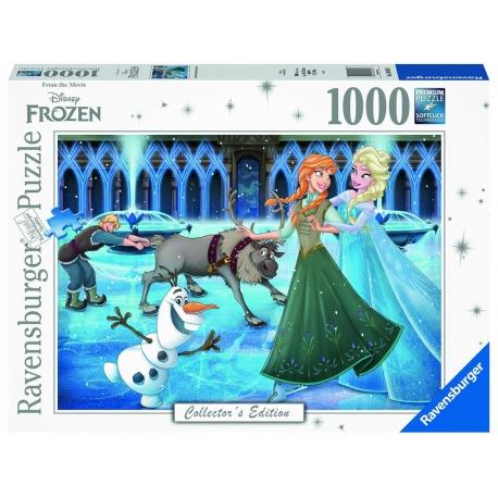 Anna, Elsa, Kristoff, Olaf und Sven