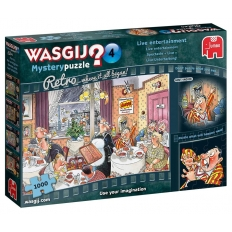 Live Unterhaltung! - Wasgij Retro Mystery 4