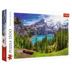 Oeschinensee - Alpen - Schweiz