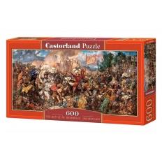 The Battle of Grunwald - Jan Matejko