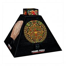 Präkolumbische Kunstwerke - Puzzle Pyramide