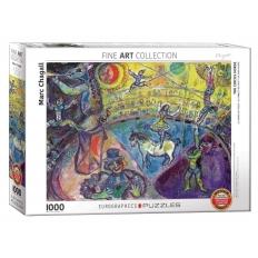 Das Zirkuspferd - Marc Chagall