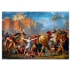 The Intervention of the Sabine Women - 1799 - Jacques-Louis David