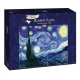 The Starry Night - 1889 - Vincent Van Gogh