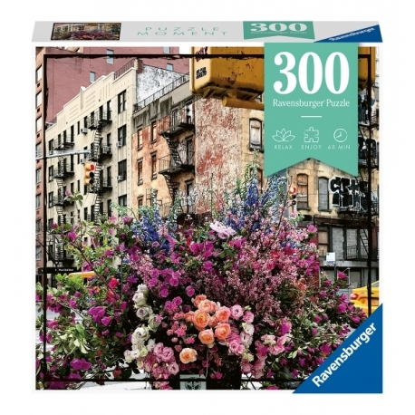 Flowers in New York - Puzzle Moment