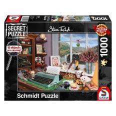 Am Schreibtisch - Secret Puzzle