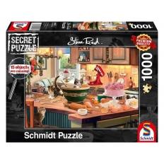 Am Küchentisch - Secret Puzzle