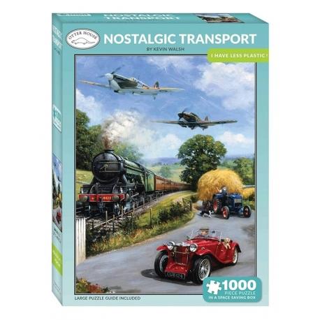 Nostalgic Transport