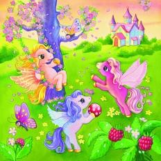 Ponys im Märchenland