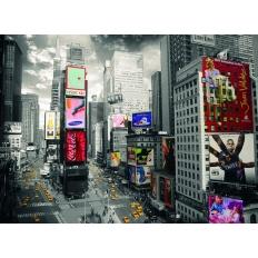 Blick auf den Times Square
