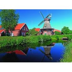 Ostfriesländische Windmühle