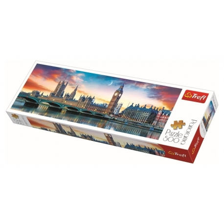 Big Ben and Palace of Westminster - London