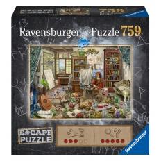 Puzzle Escape - Das Künstleratelier
