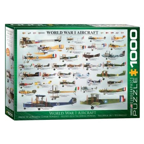 Flugzeuge des 1. Weltkrieges