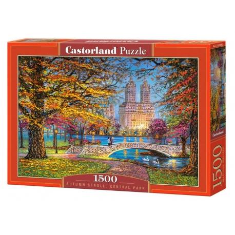Autumn Stroll - Central Park