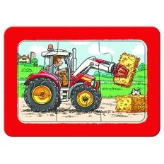 Bagger - Traktor - Kipplader