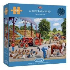 A Busy Farmyard