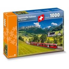 Appenzellerbahnen bei Weissbad