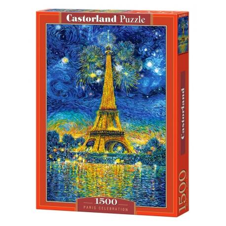 Paris Celebration