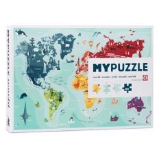 MyPuzzle - Welt