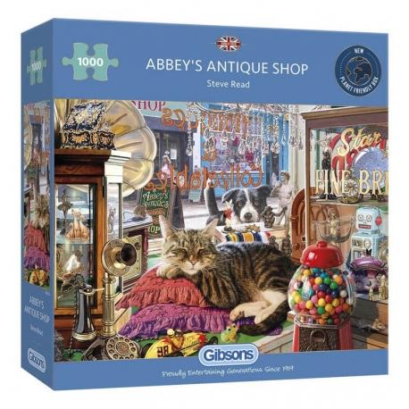 Abbeys Antique Shop