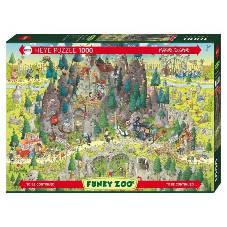 Transsilvanien Habitat - Funky Zoo