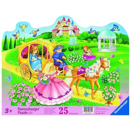 Prinzessinnen im Schlossgarten