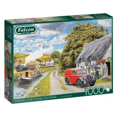Parcel for Canal Cottage