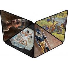 Ägyptische Götter - Puzzlepyramide