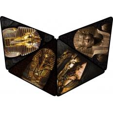 Ägyptische Totenmasken - Puzzlepyramide